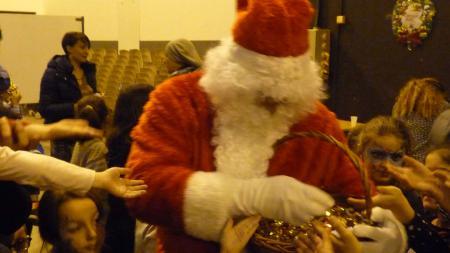 Arbre de Noël 2013 SLVie Costières