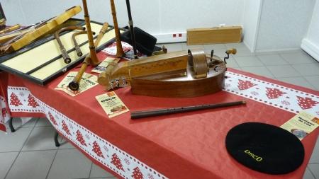 Instruments de musique ancien